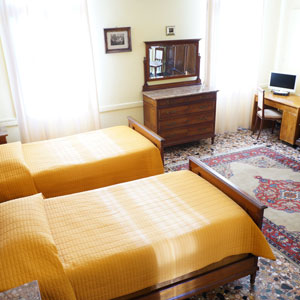 The Brothers's Room at B&B Corte Campana in Venice, Italy